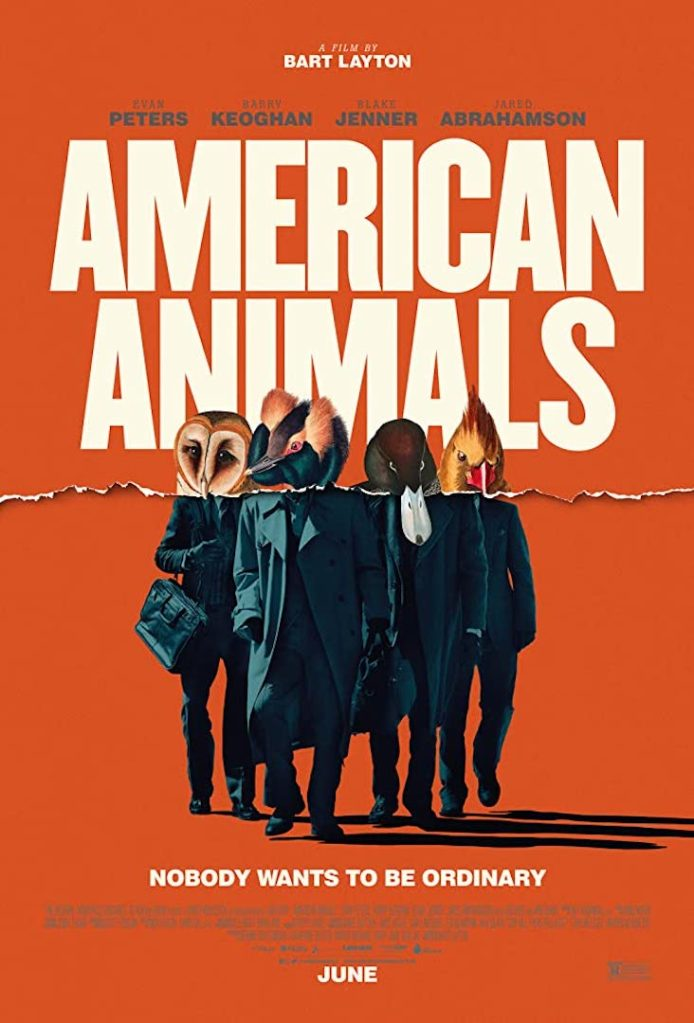american animals cinema inferno