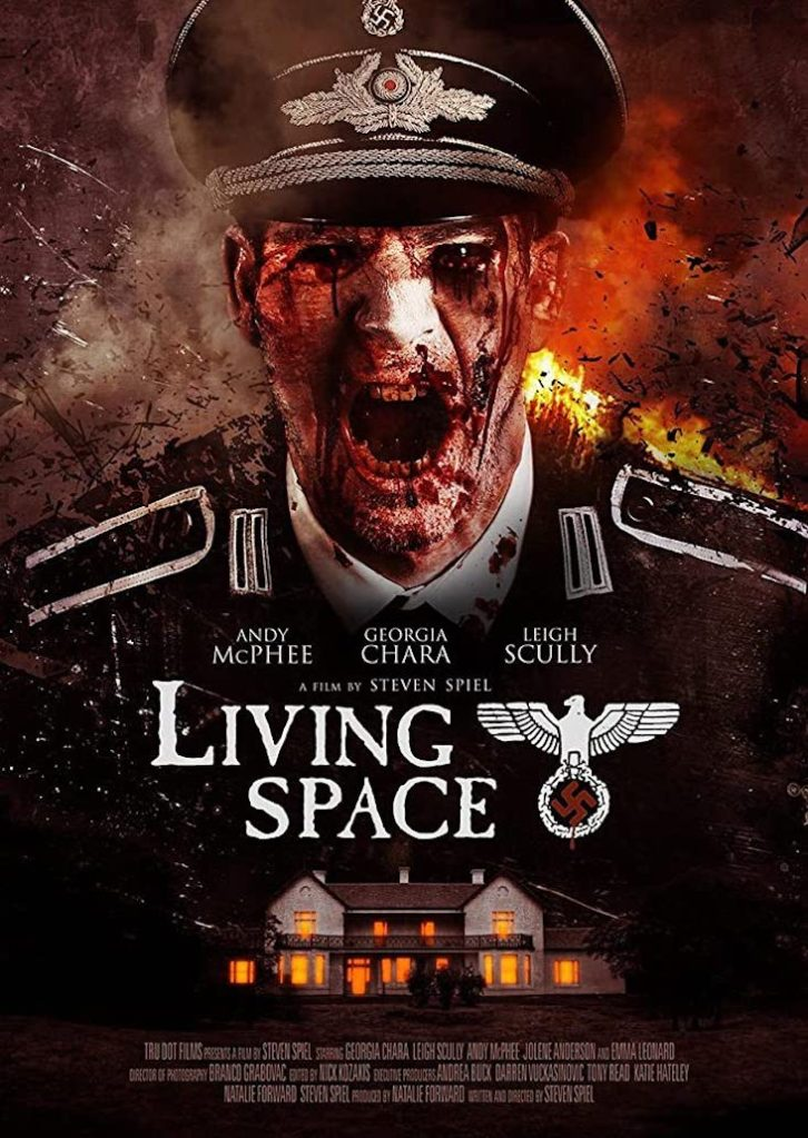 living space cinema inferno poster