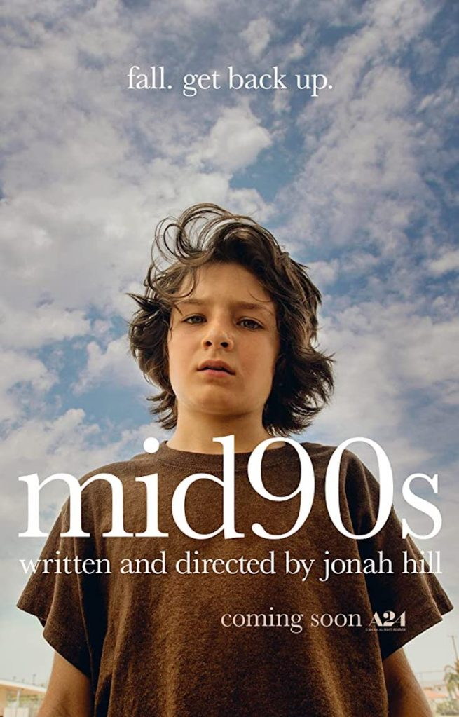 cinema inferno mid90s poster
