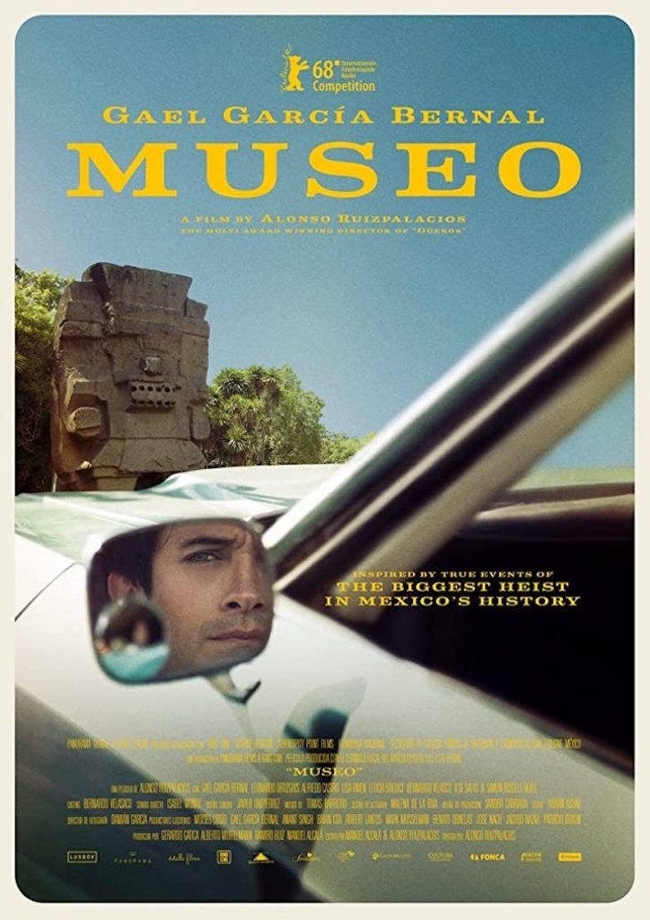 museo poster cinema inferno