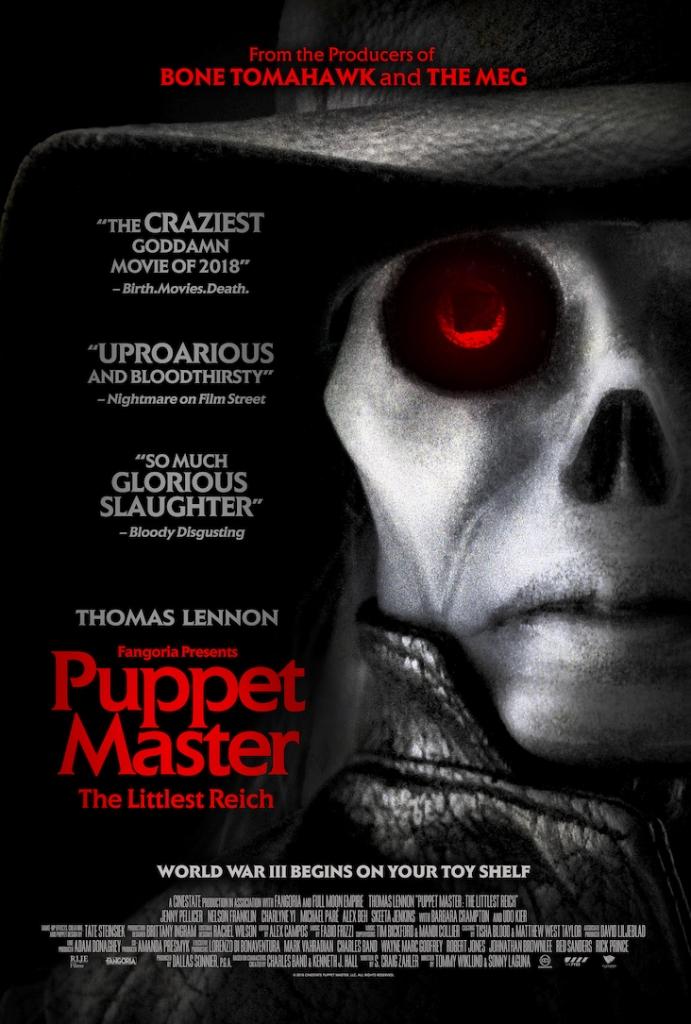 puppet master littlest reich cinema inferno